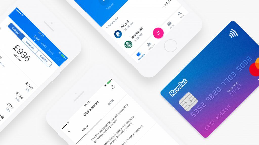 A Revolut applikáción és betéti kártyán keresztül elérhetővé vélt a digitális bankolás