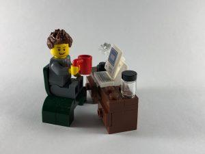 LEGO üzletember