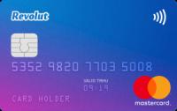 Revolut kártya Standard